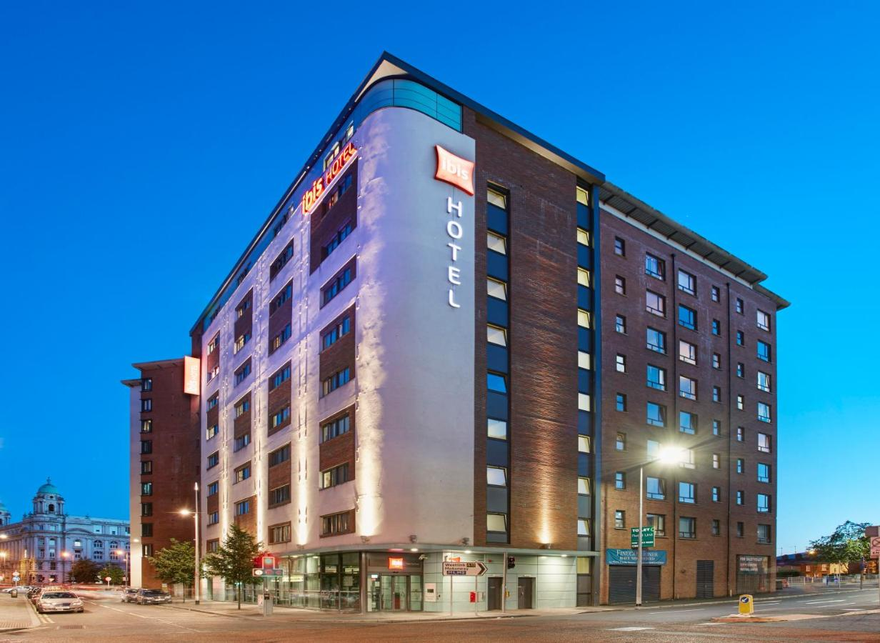 Отель  Отель  Ibis Belfast City Centre