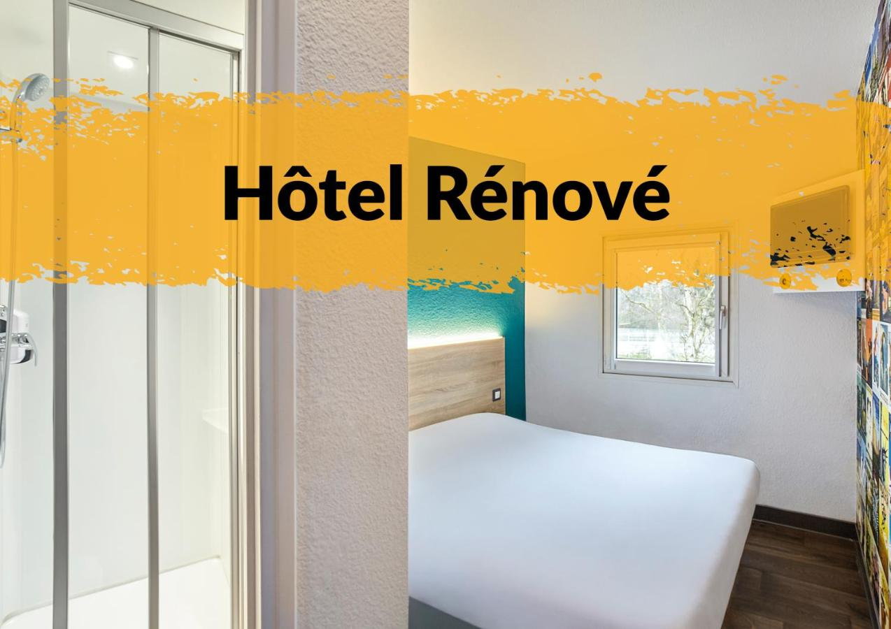 Отель  Отель  HotelF1 Bordeaux Ville