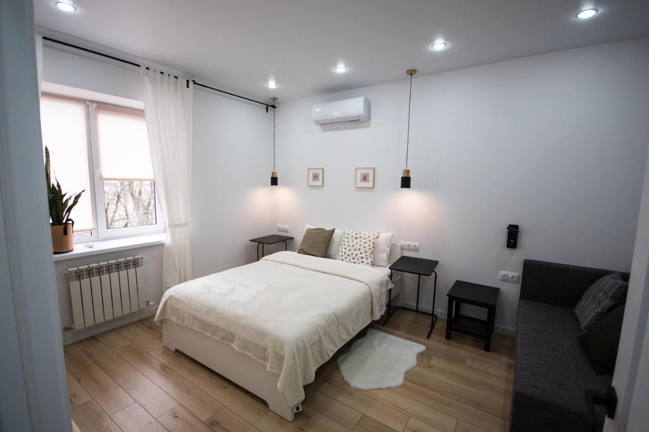 Апартаменты/квартира Стильная дизайнерская квартира в центре - отзывы Booking