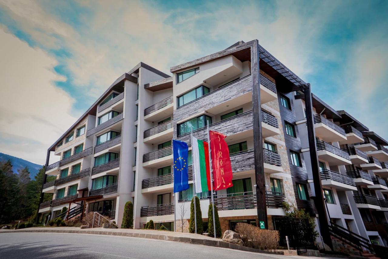 Отель Apart Hotel Sirona - отзывы Booking
