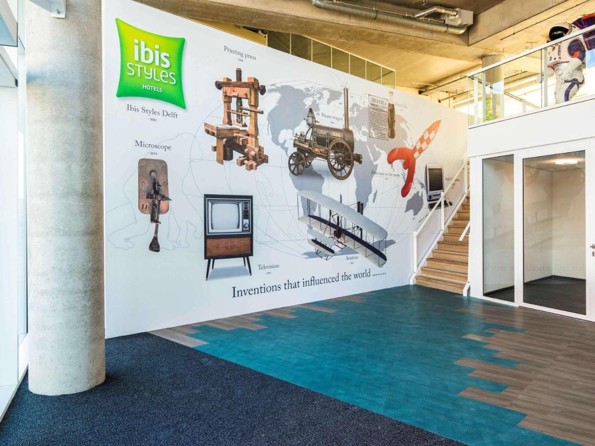 Отель  ibis Styles Delft City Centre  - отзывы Booking