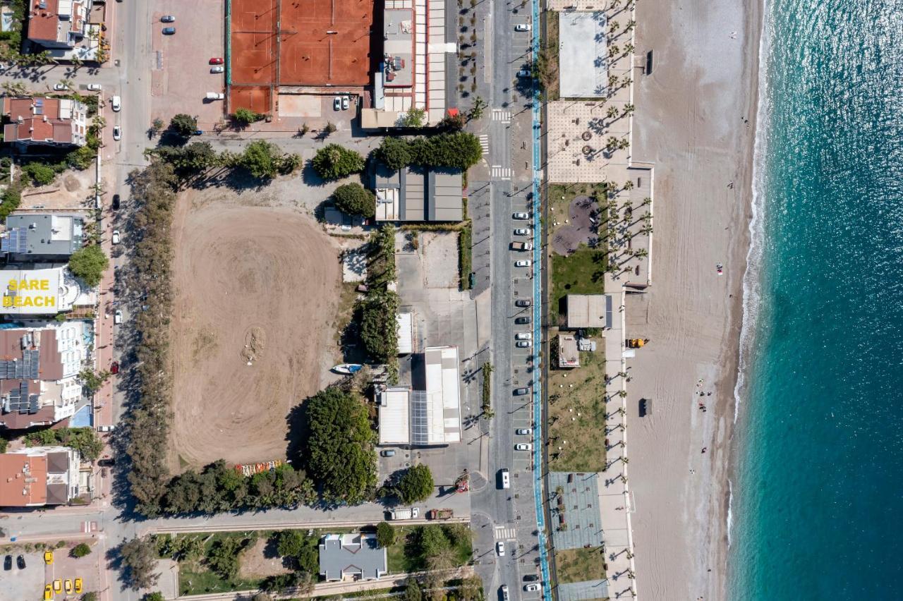 Отель Sare Beach Hotel - отзывы Booking