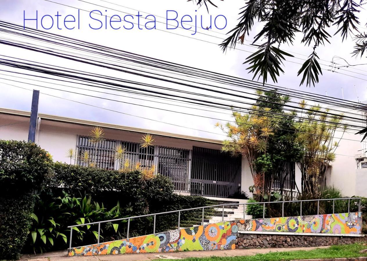 Отель  Hotel siesta bejuo  - отзывы Booking