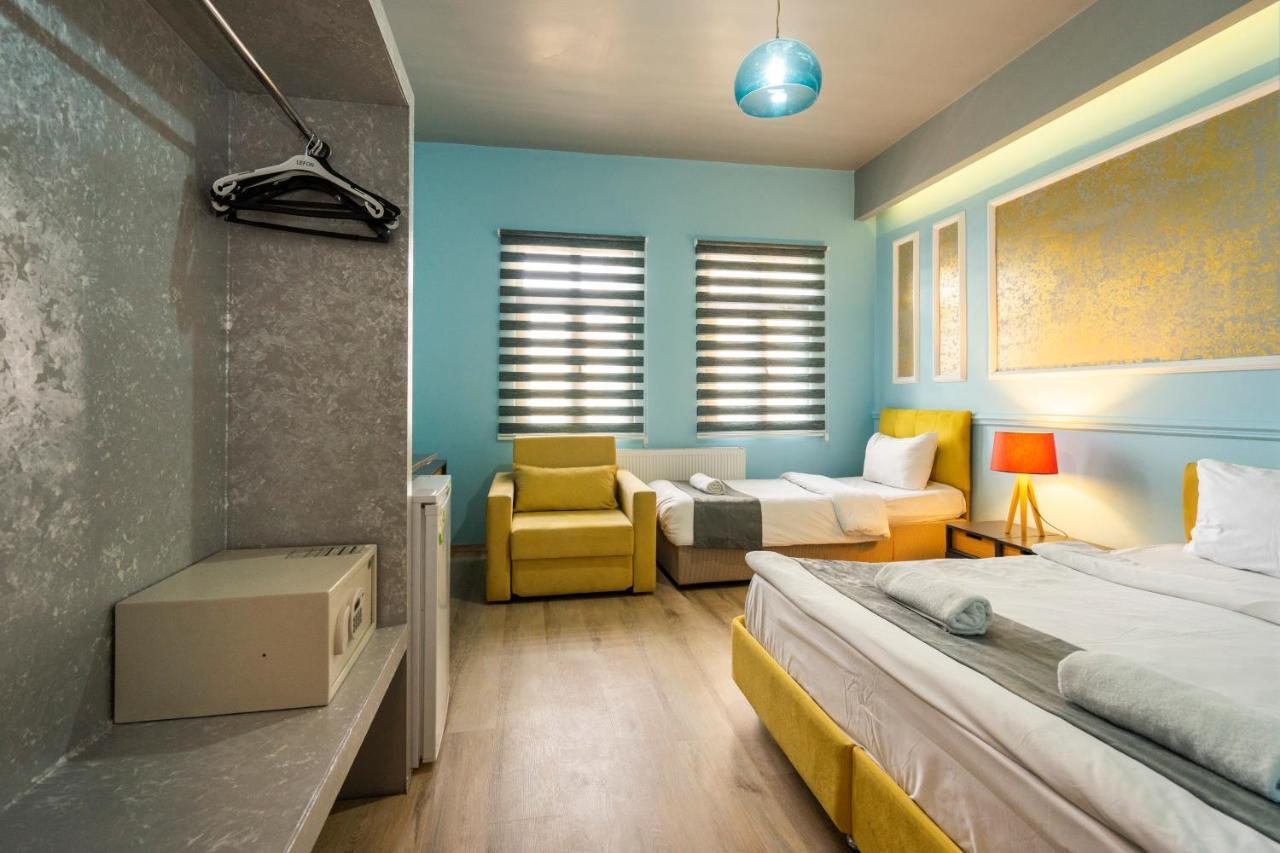 Отель  Taksim Alya Suites  - отзывы Booking