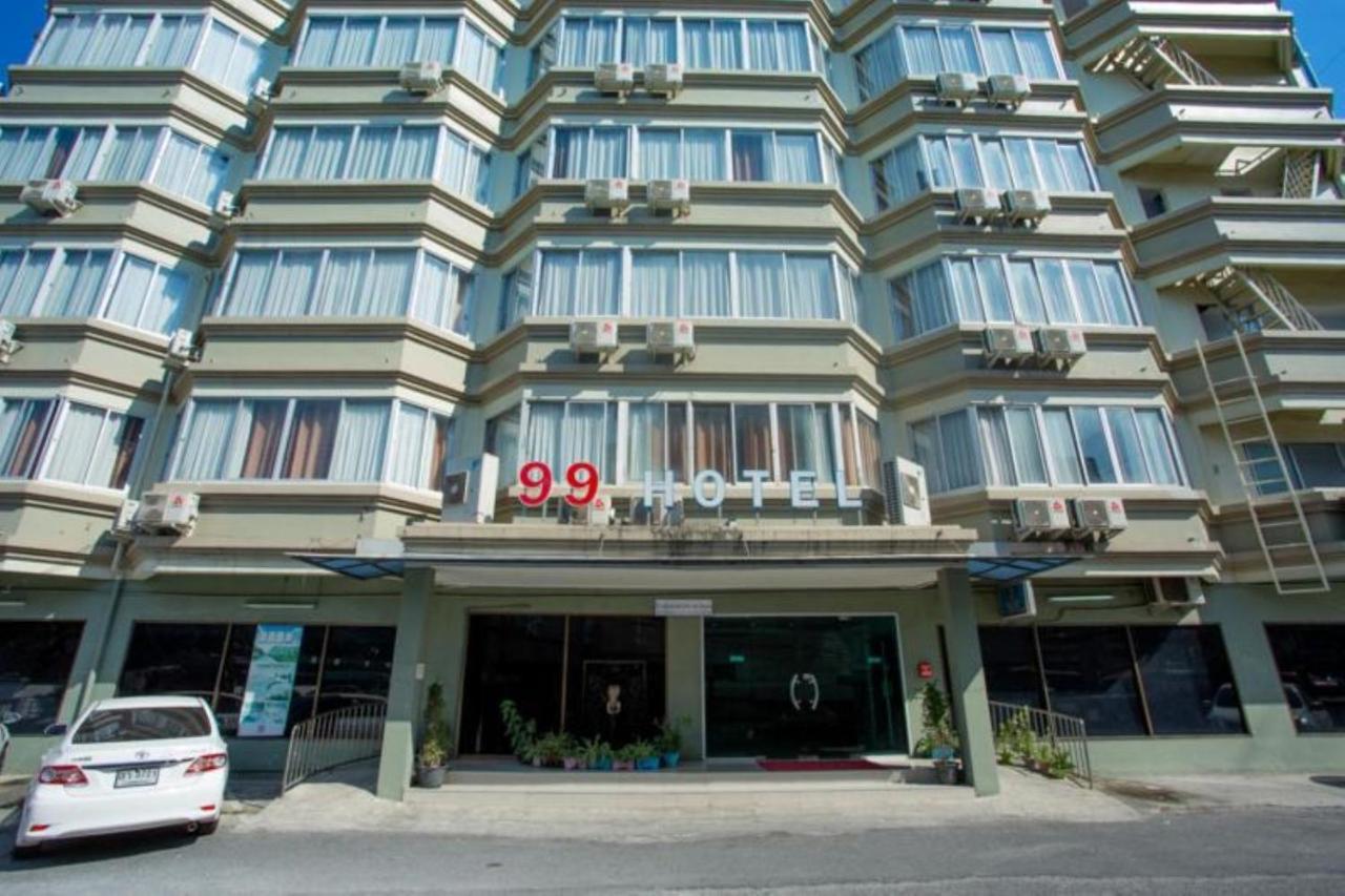 Отель  99hotel  - отзывы Booking