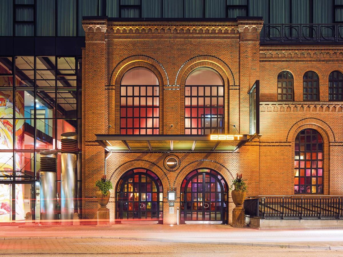 Отель  east Hotel Hamburg  - отзывы Booking