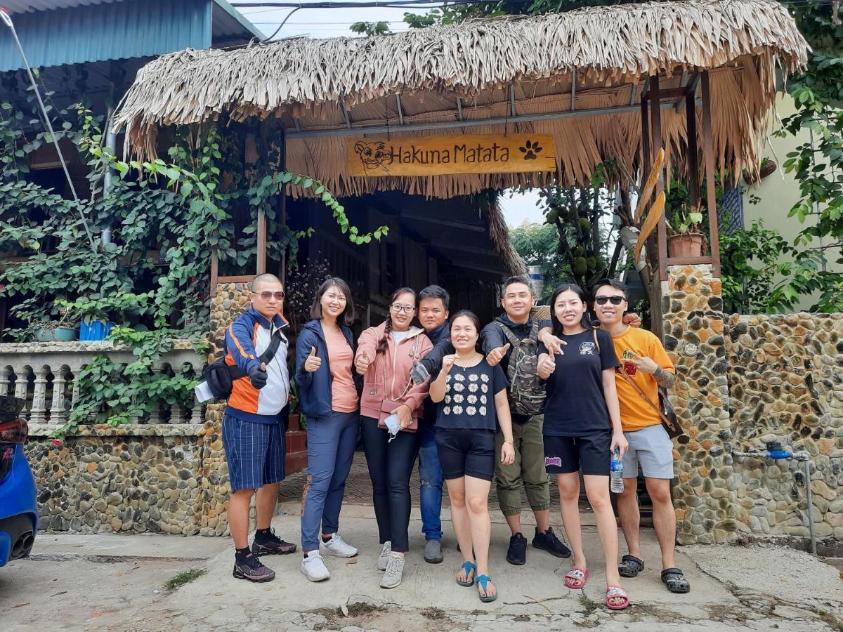 Гостевой дом Hakuna Matata Mai Châu - отзывы Booking