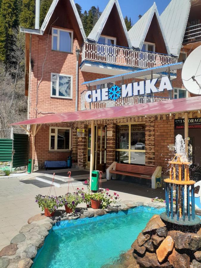 Отель  Снежинка  - отзывы Booking