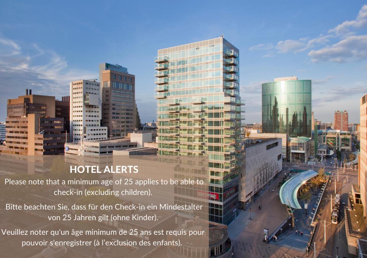 Апарт-отель Urban Residences Rotterdam - отзывы Booking