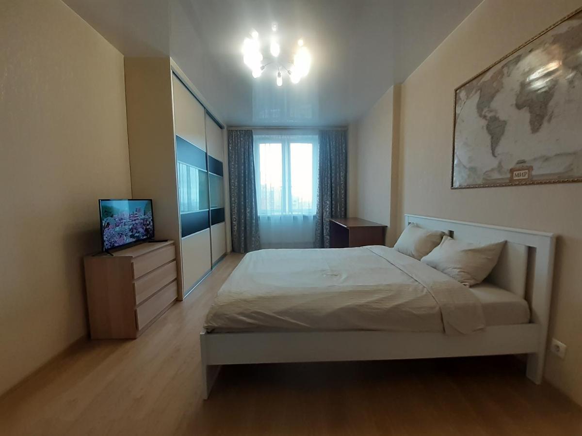 Апартаменты/квартира Apartment On Komendantskiy 51