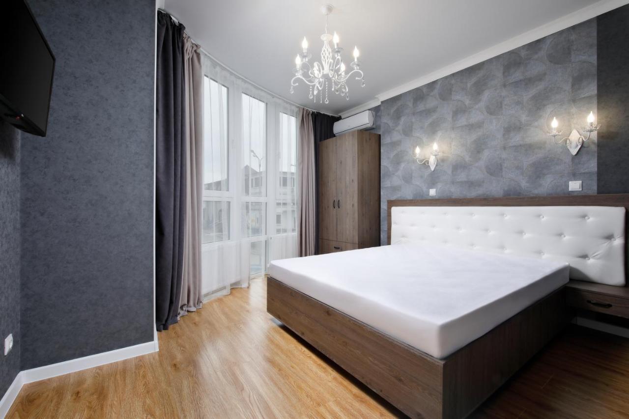 Апартаменты/квартира Апартаменты на Оранжерейной 21, корпус 2, кв 61 - отзывы Booking
