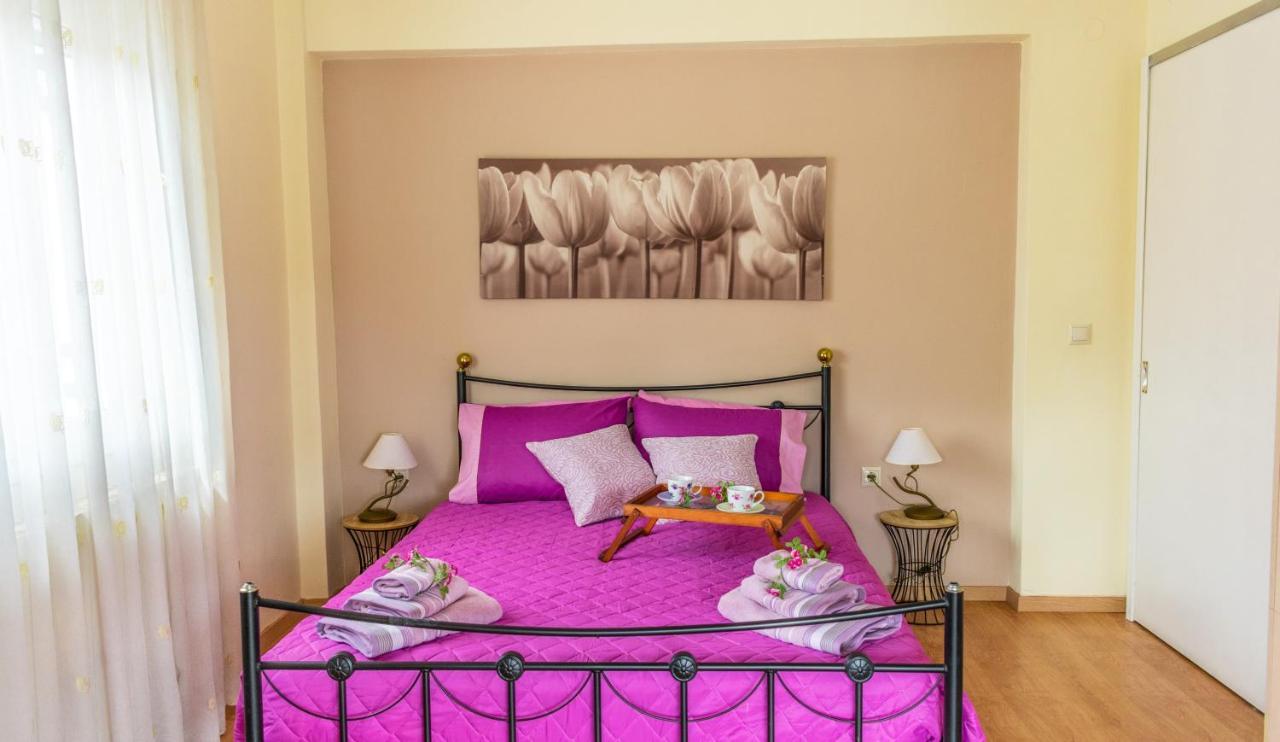 Апартаменты/квартира  Spiti Anna Maria  - отзывы Booking
