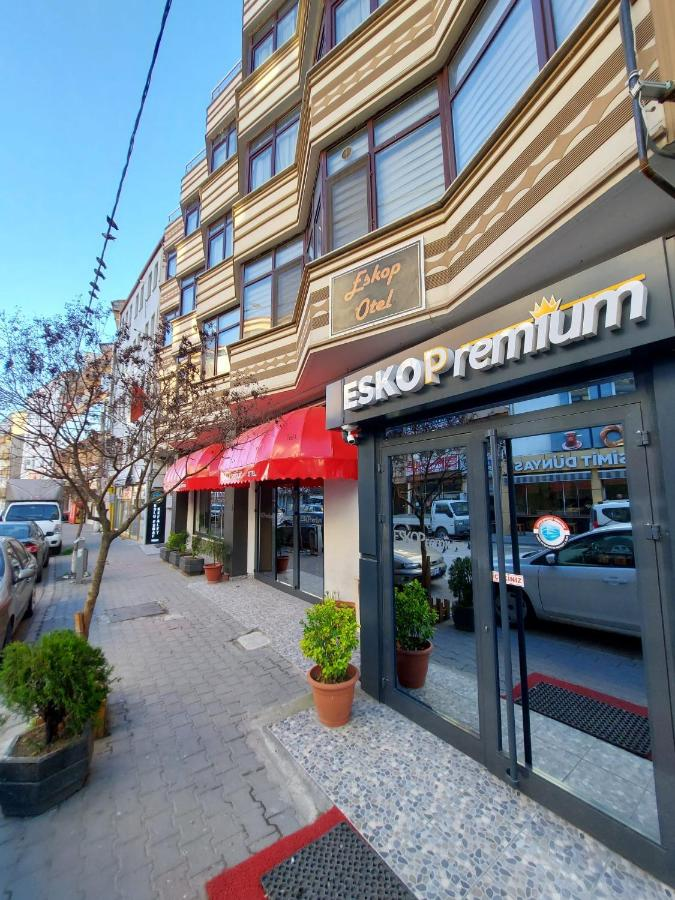 Отель  ESKOPPremium OTEL  - отзывы Booking