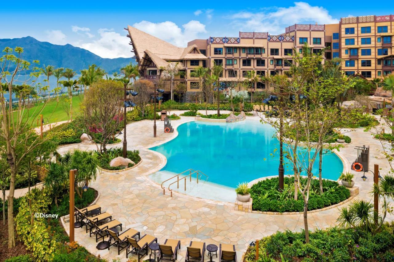 Отель  Отель  Disney Explorers Lodge
