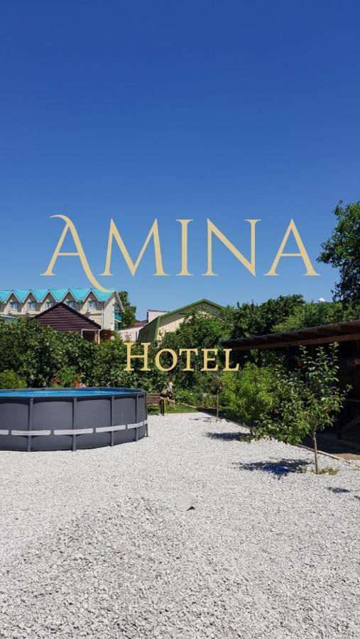 Гостевой дом  Гостевой дом Амина
