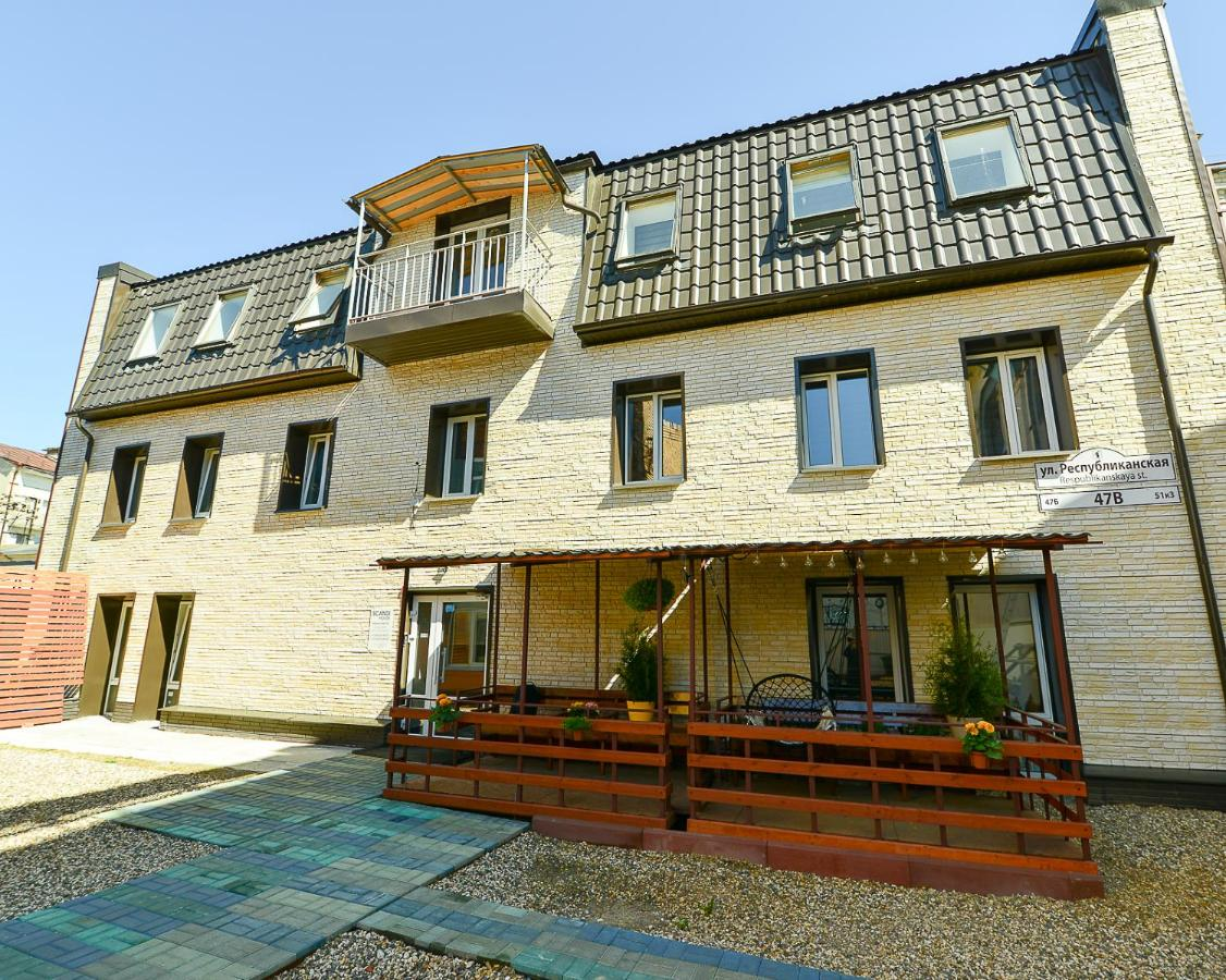 Мини-гостиница Отель Scandi House - отзывы Booking
