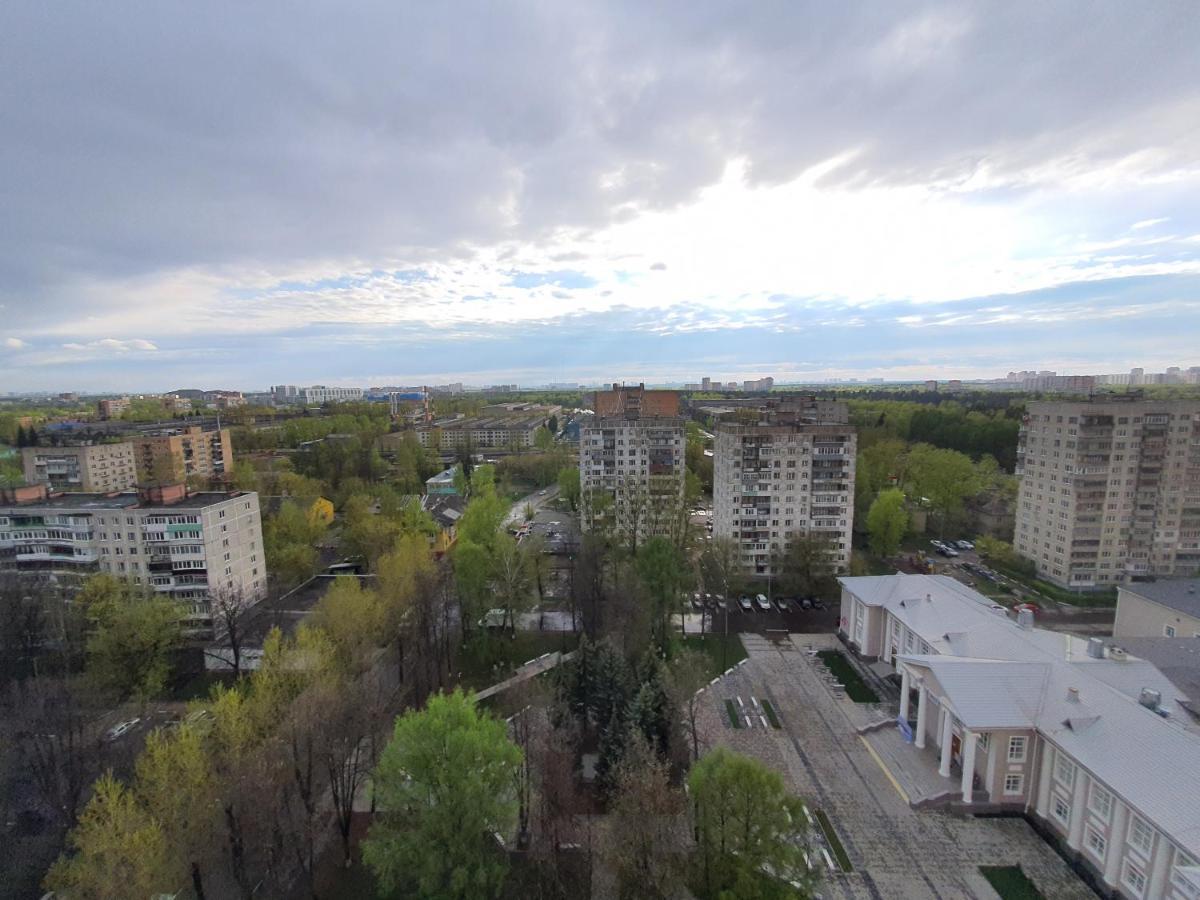 Апартаменты/квартира  Квартира с панорамным видом на Балашиху