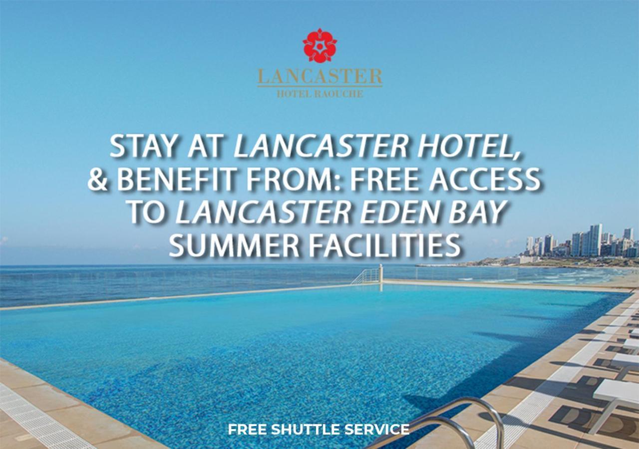 Отель  Отель  Lancaster Raouche Hotel