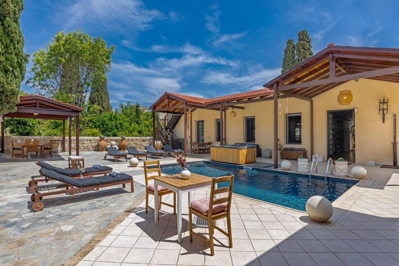 Вилла  Villa Fluvian