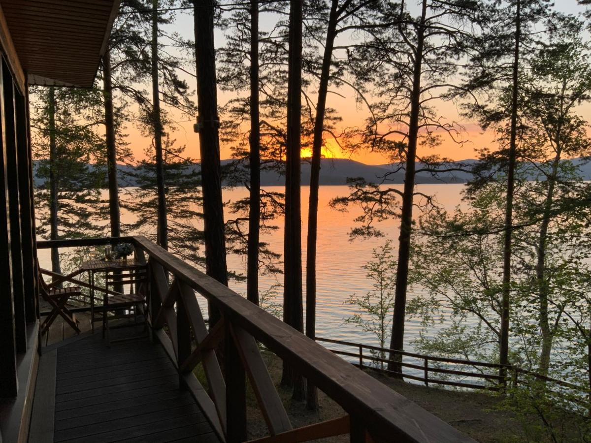 Шале Шале на берегу озера Тургояк - отзывы Booking