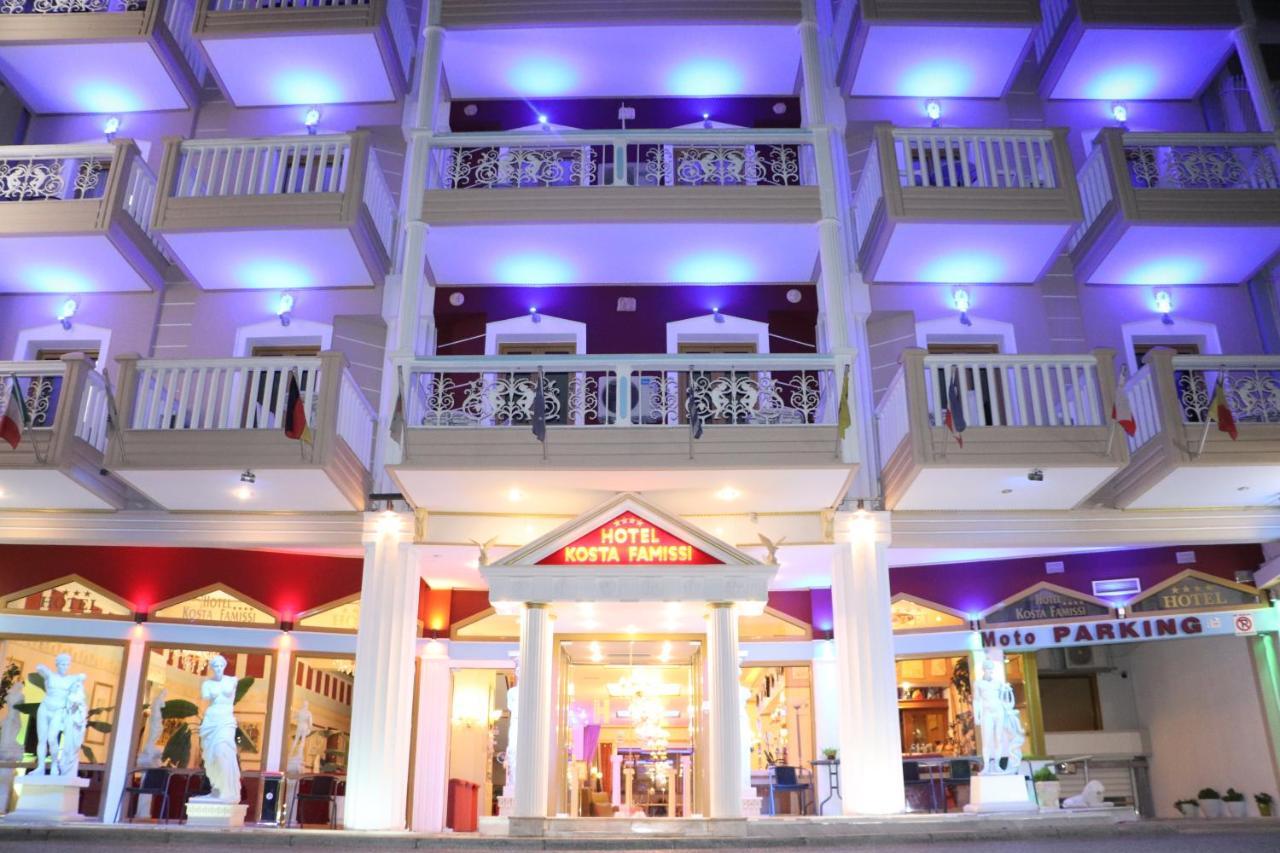 Отель  Hotel Kosta Famissi  - отзывы Booking