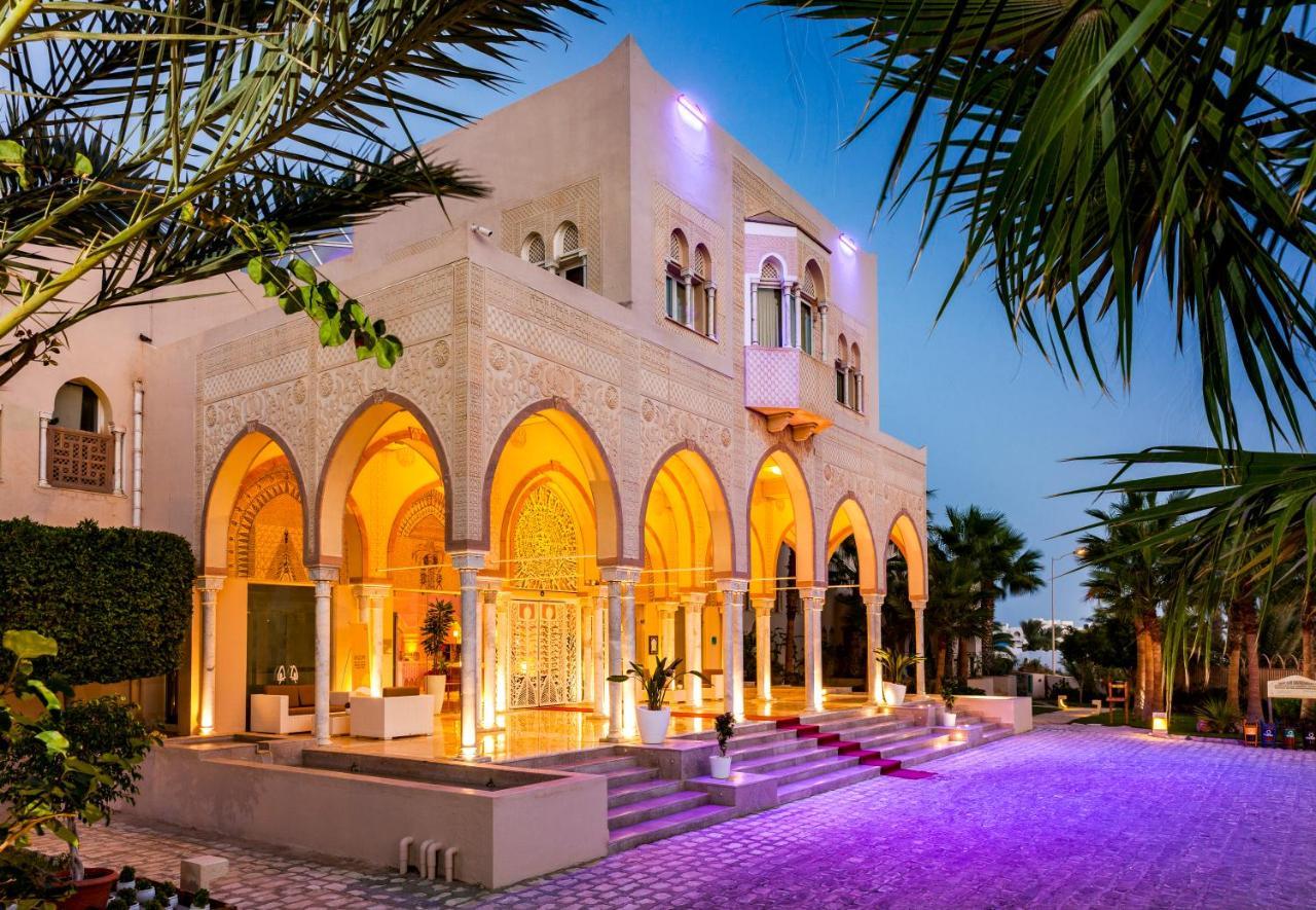 Отель  Palm Beach Palace Djerba  - отзывы Booking