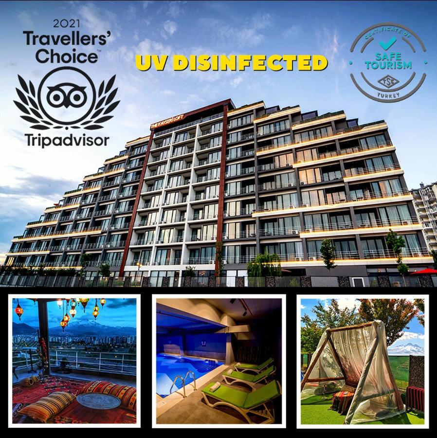 Отель  Отель  The Kayseri Loft Hotel