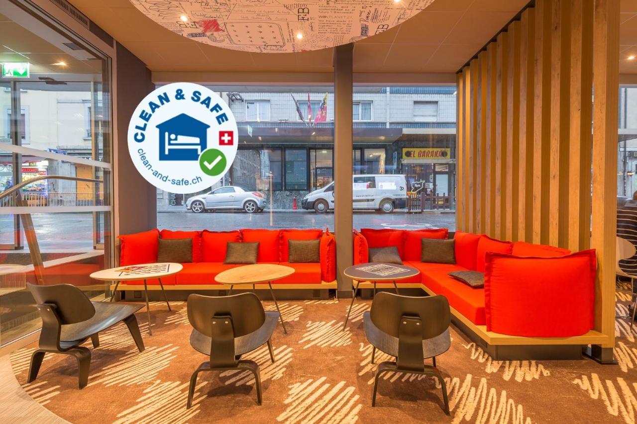 Отель ibis Geneve Centre Lac - отзывы Booking