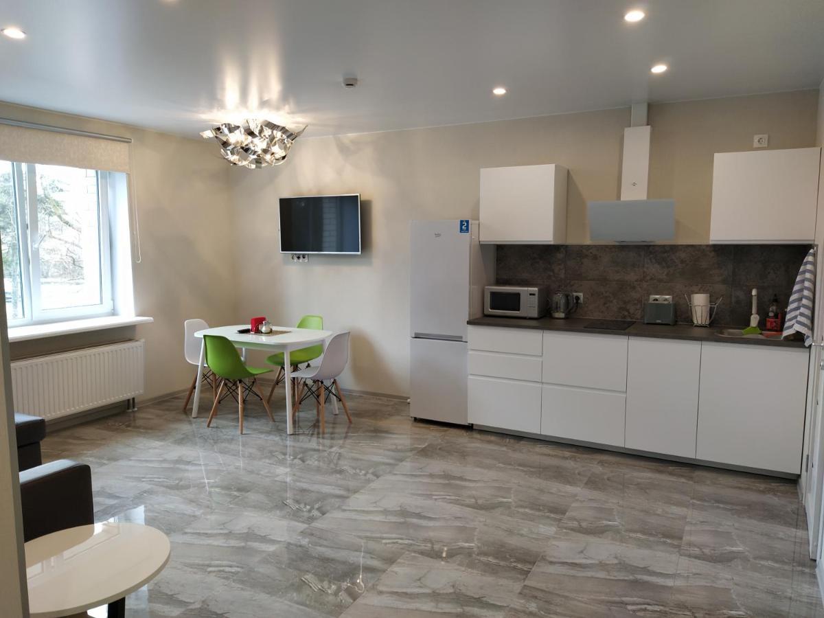 Апартаменты/квартира  Новые люкс аппартаменты Разлив  - отзывы Booking