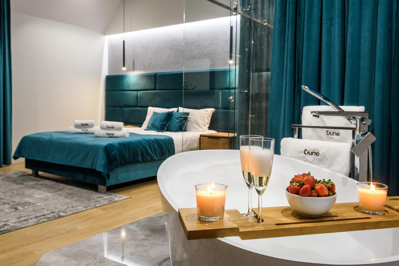 Апартаменты/квартиры  Pokoje, Noclegi, Apartamenty Dune Resort Łeba  - отзывы Booking