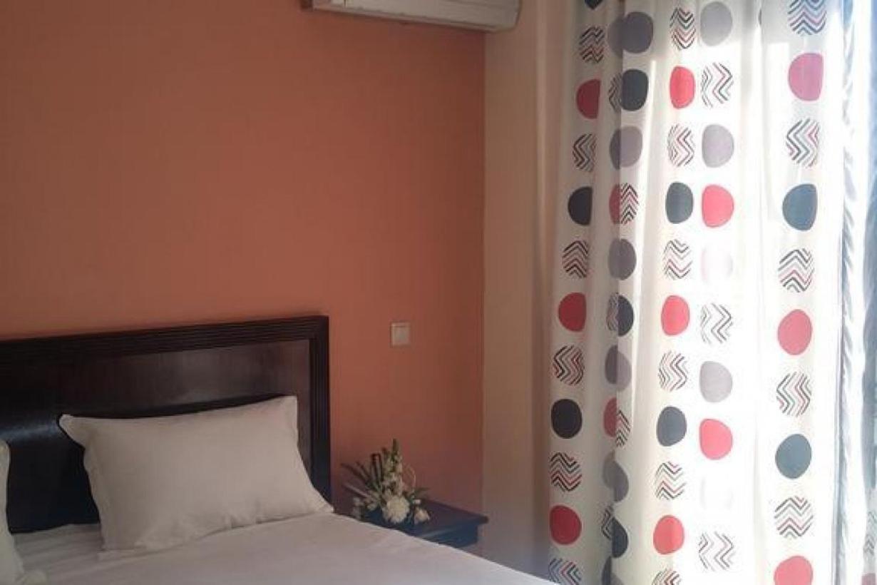 Отель Отель Motel Ahl Souss