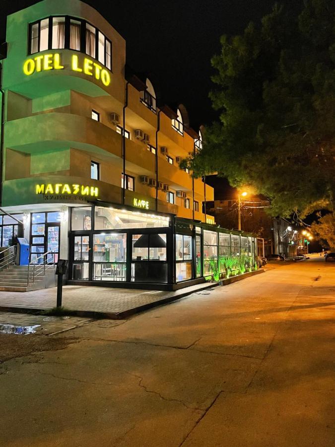 Отель  Hotel Leto  - отзывы Booking