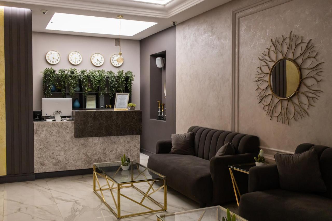 Отель Новый Рим - отзывы Booking