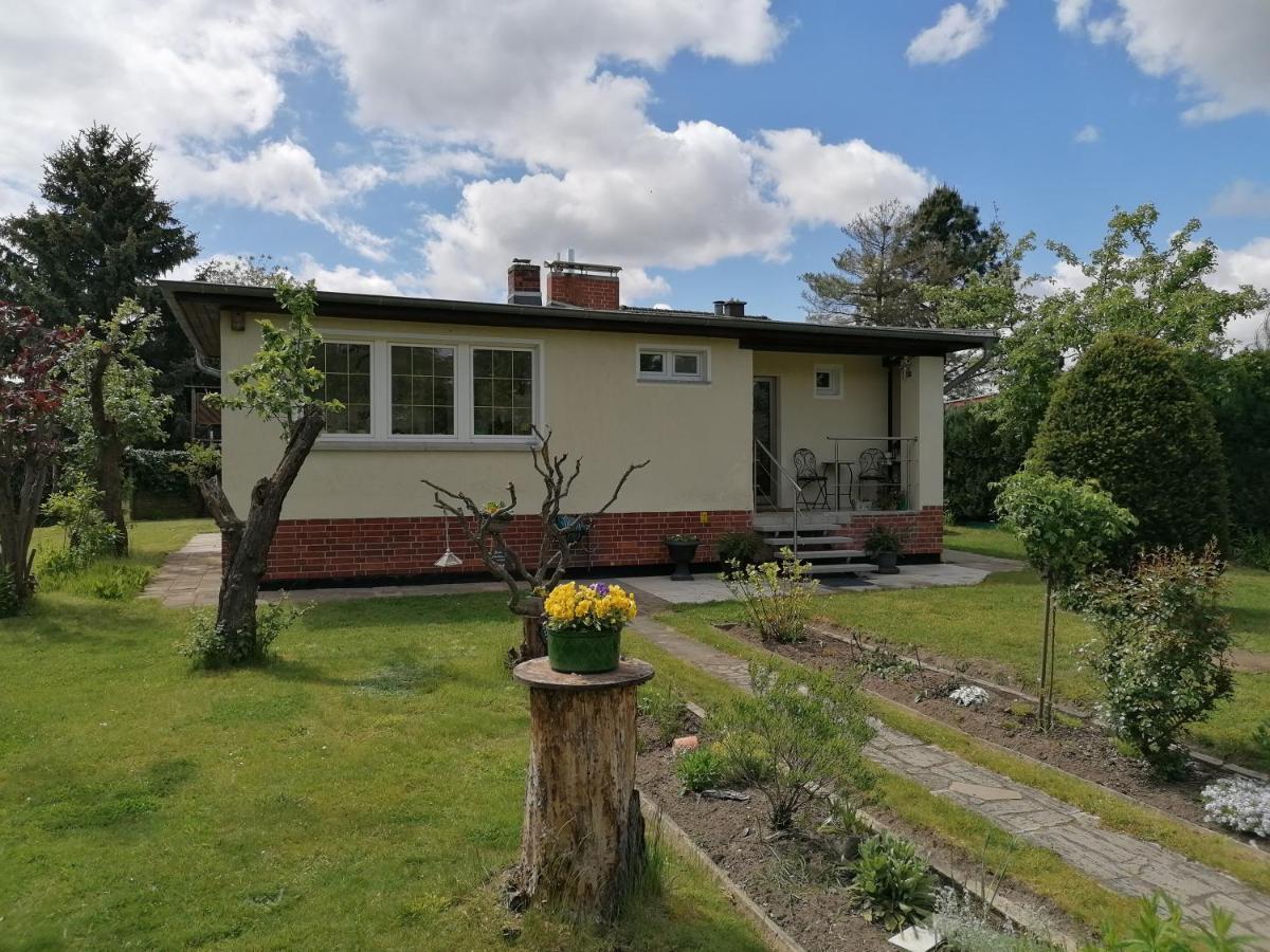 Дом для отпуска  Ferienhaus am Rand von Berlin - keine Monteursunterkunft  - отзывы Booking