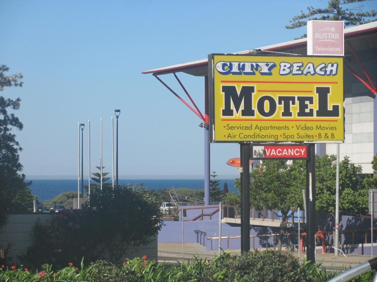 Мотель  City Beach Motel  - отзывы Booking