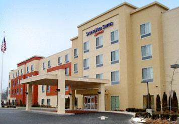 Отель  Отель  SpringHill Suites By Marriott Albany Latham-Colonie