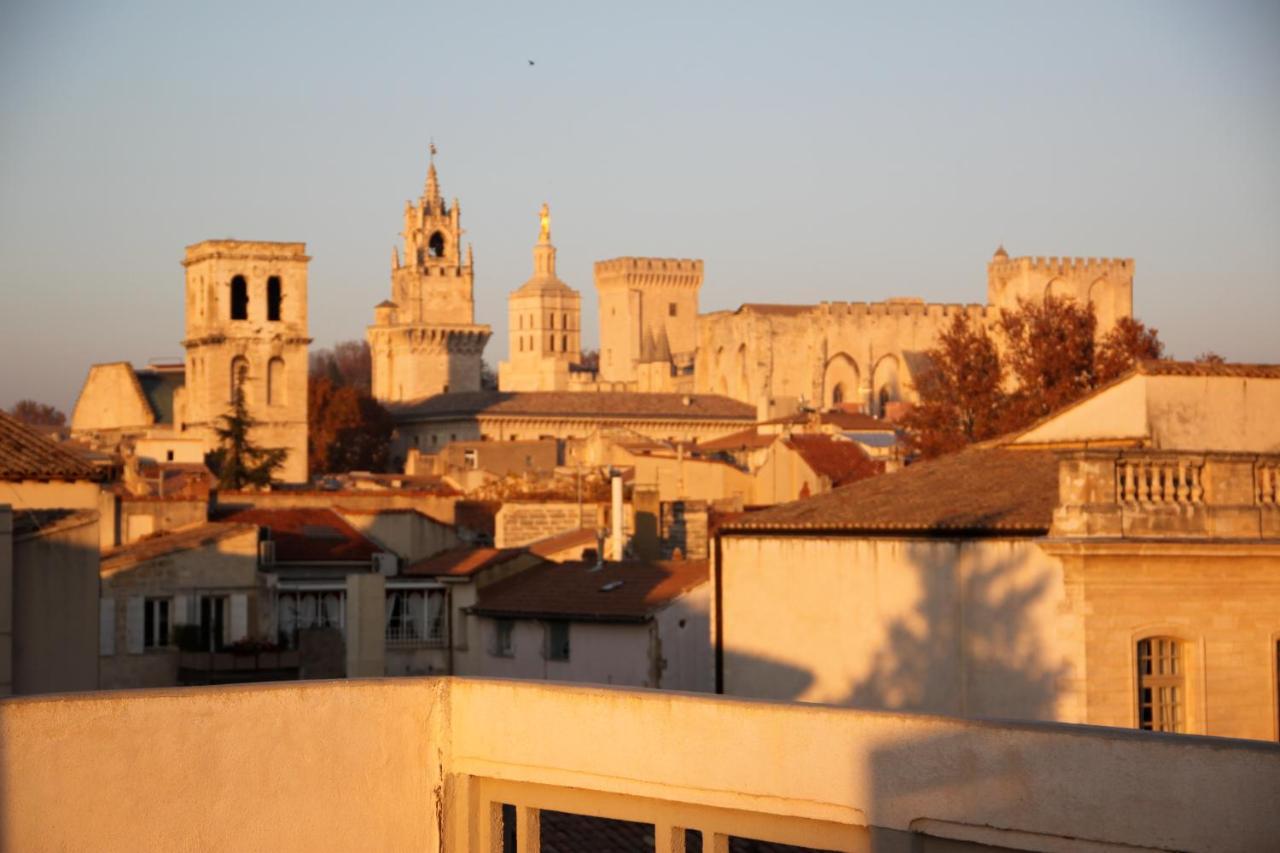 Апартаменты/квартира  A la terrasse d'Avignon  - отзывы Booking