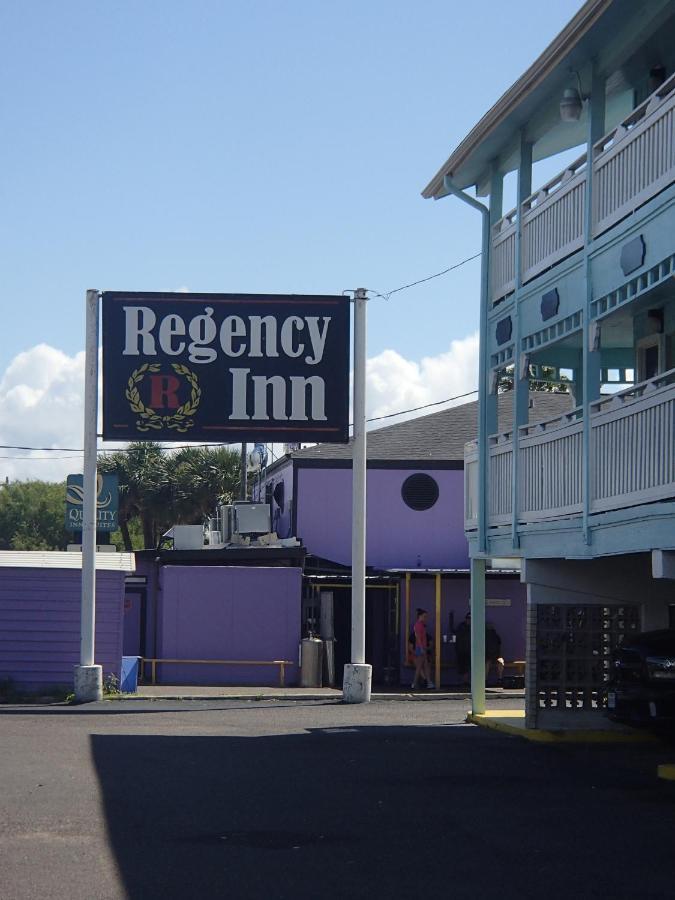 Мотель  Мотель  Regency Inn Motel By The Beach