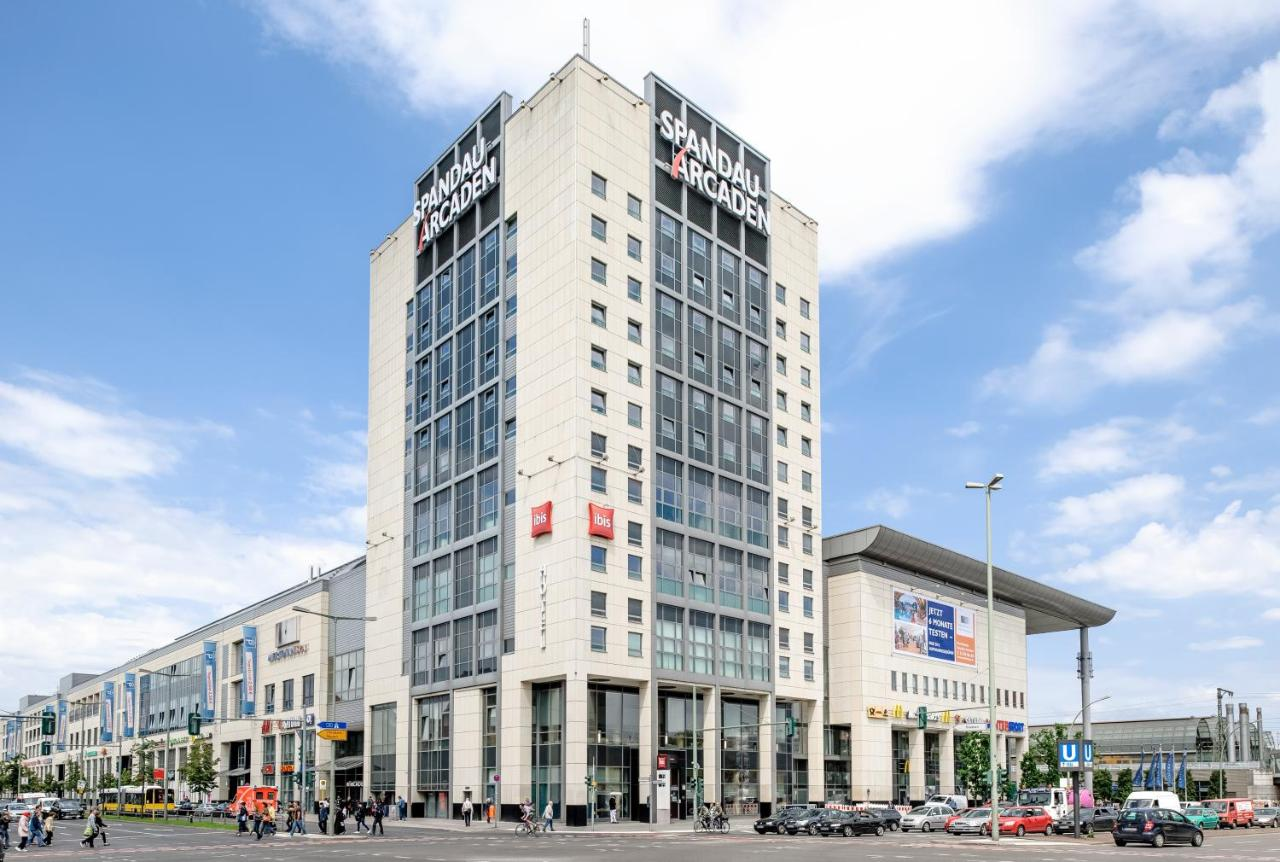 Отель  ibis Hotel Berlin Spandau  - отзывы Booking