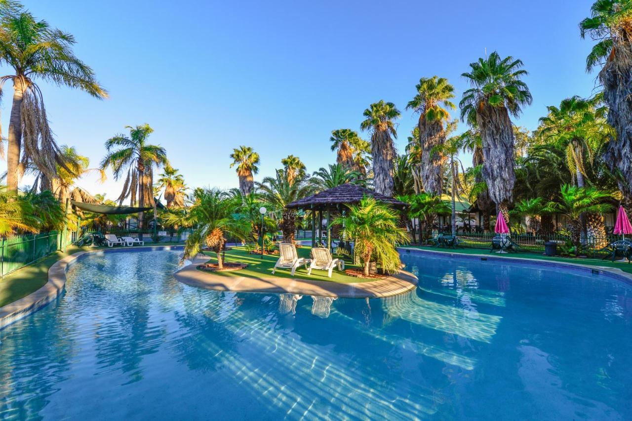 Мотель  Мотель  Desert Palms Alice Springs