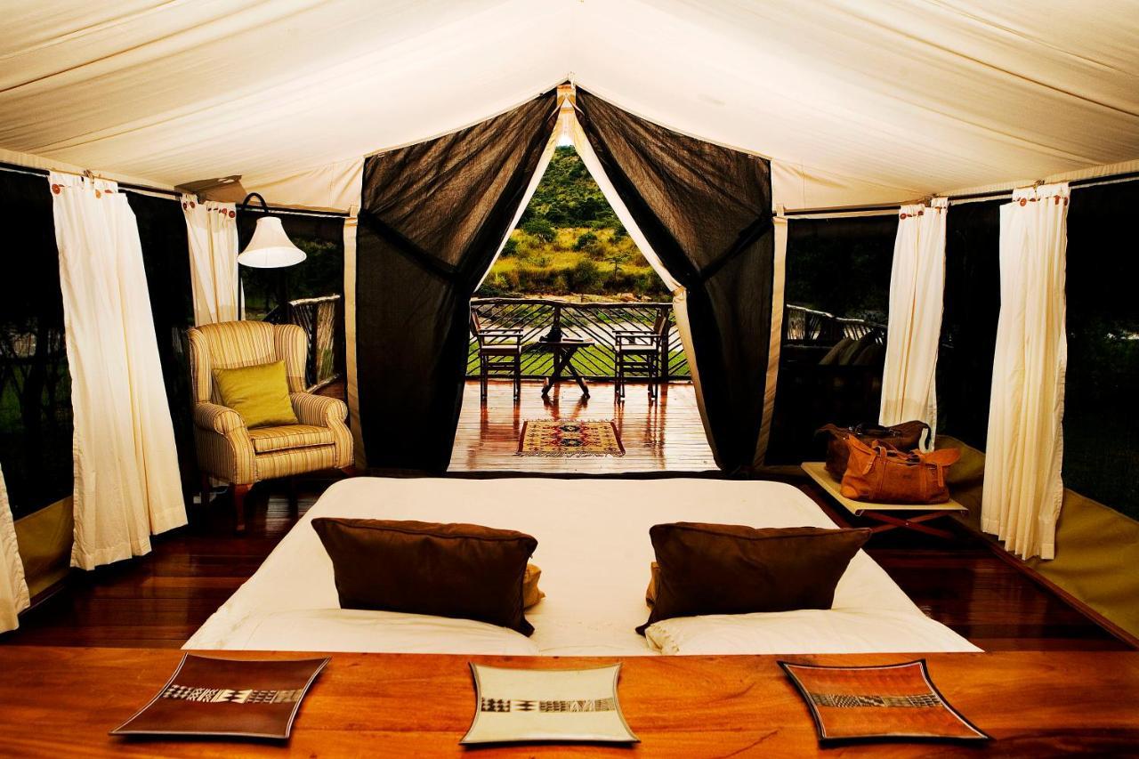 Фото  Люкс-шатер  Karen Blixen Camp Masai Mara