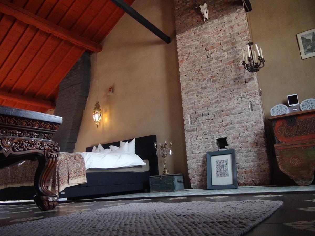 Отель типа «постель и завтрак»  B&B Villa Thibault