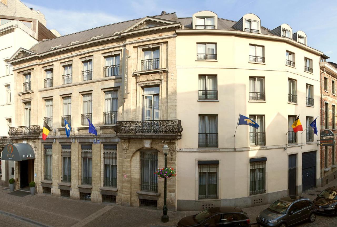 Отель Atlas Hotel Brussels
