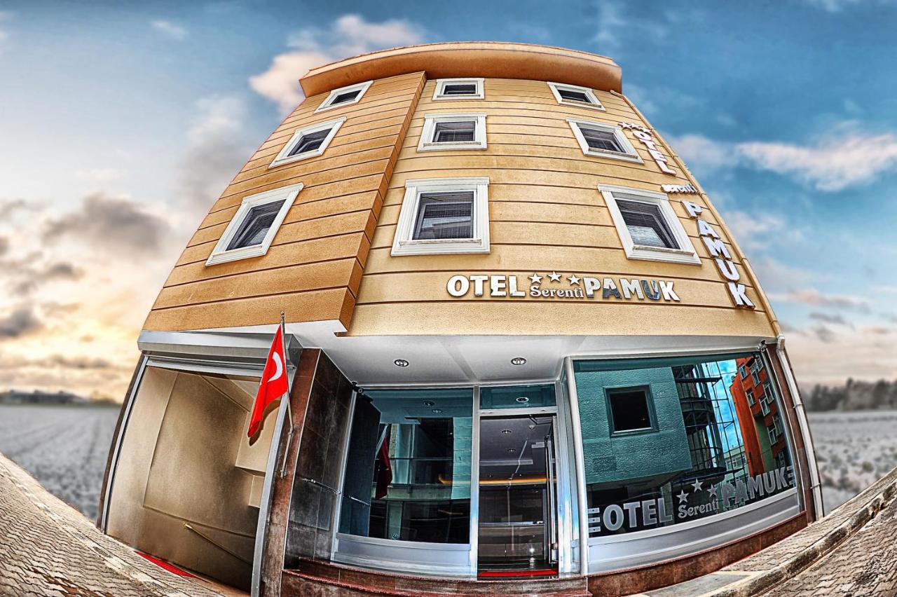 Отель типа «постель и завтрак»  Serenti Pamuk Hotel
