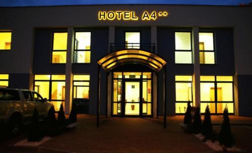 Отель  Hotel A4 MOP Zastawie