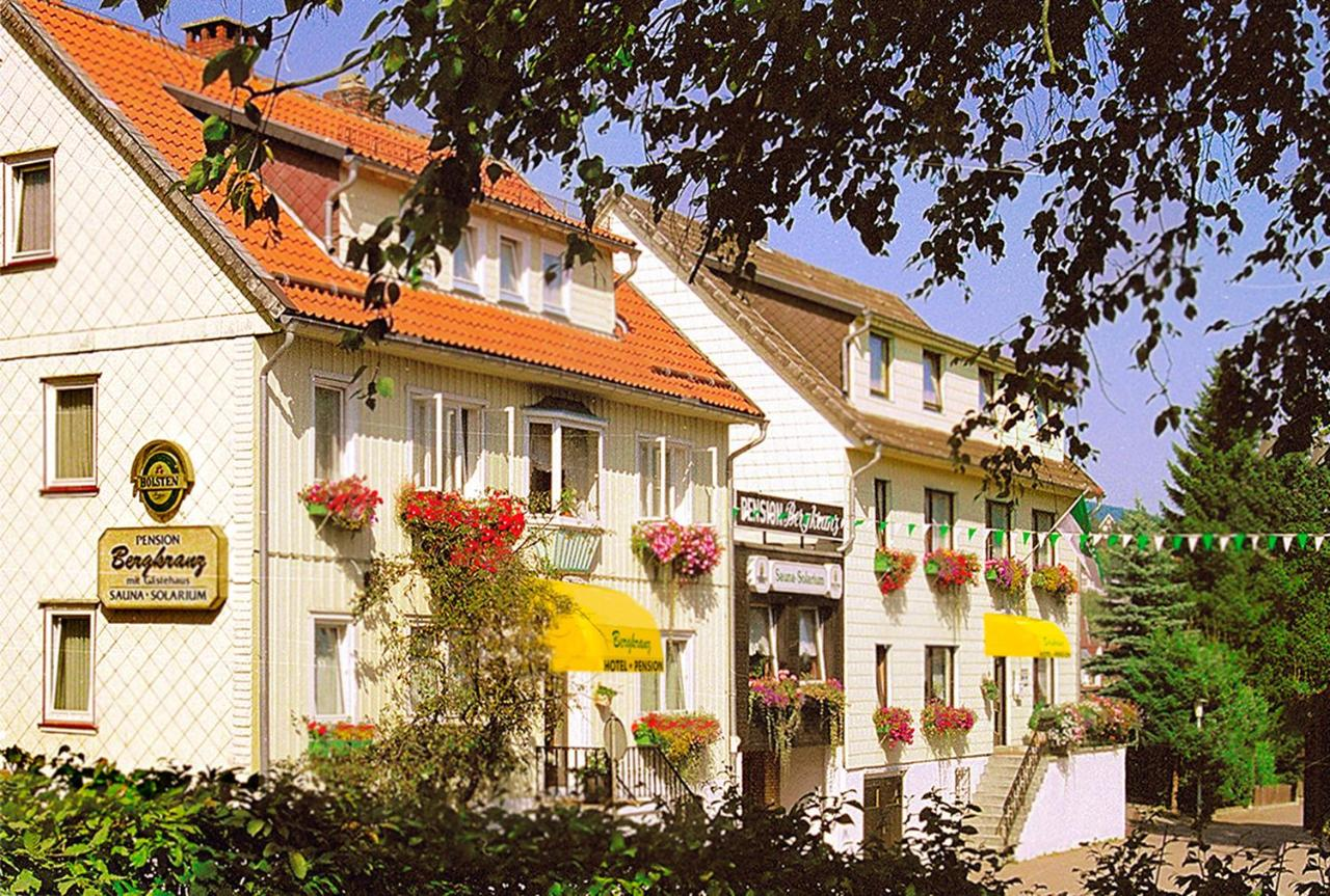 Гостевой дом Hotel-Pension Bergkranz - отзывы Booking