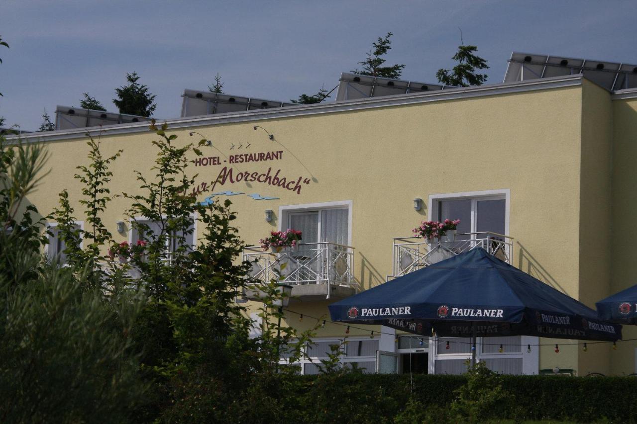 Отель  Zur Morschbach