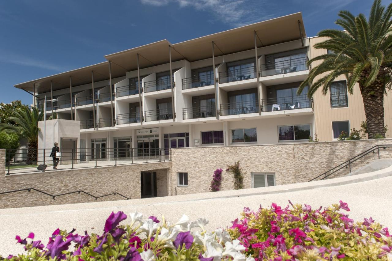 Отель  Hotel & Spa Baie des Anges by Thalazur  - отзывы Booking