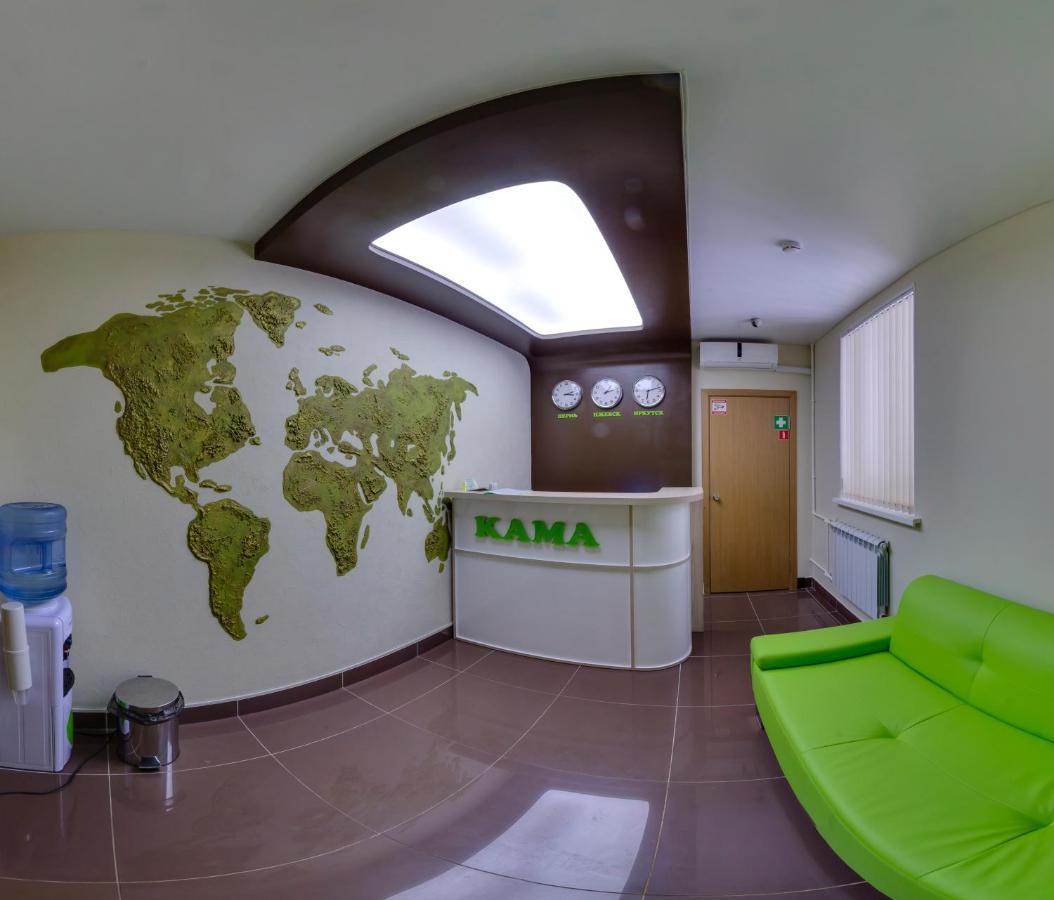 Мини-гостиница  Отель Кама