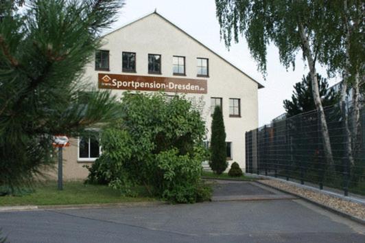 Гостевой дом  Гостевой дом  Sportpension Dresden